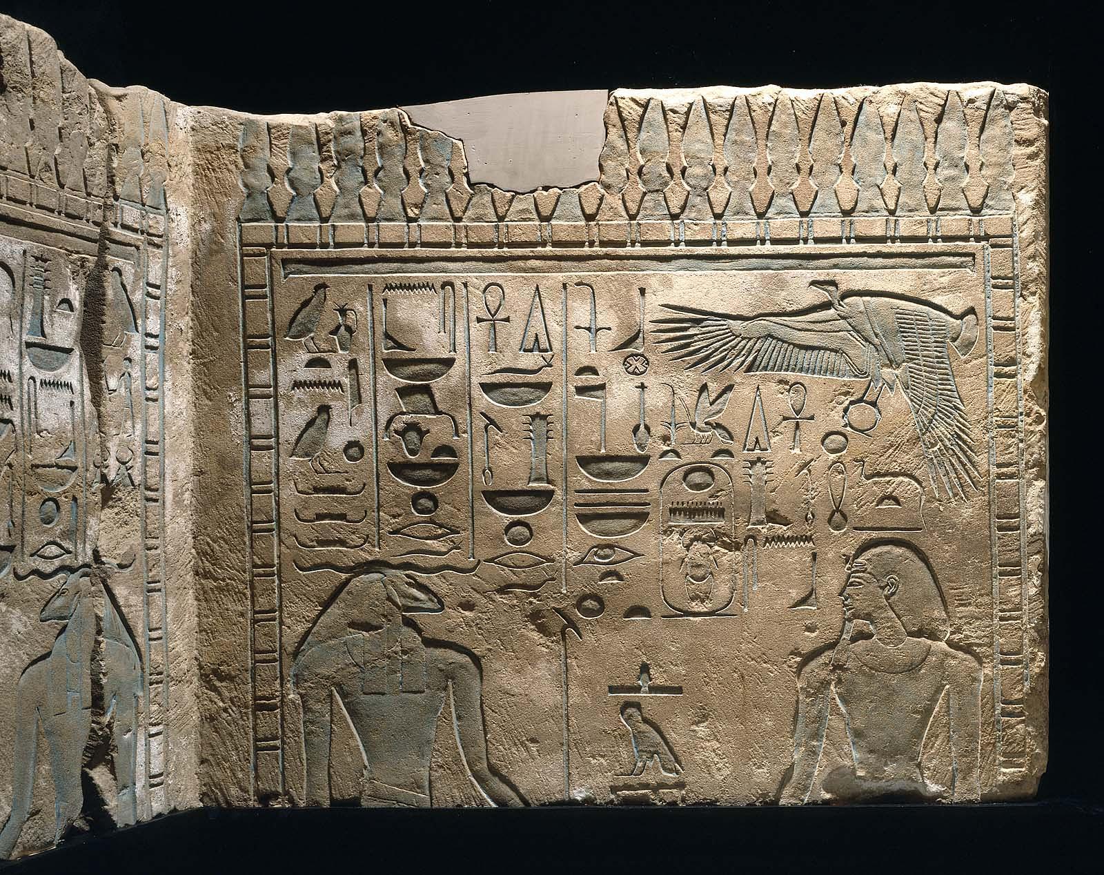 Reliefs of Thutmose III