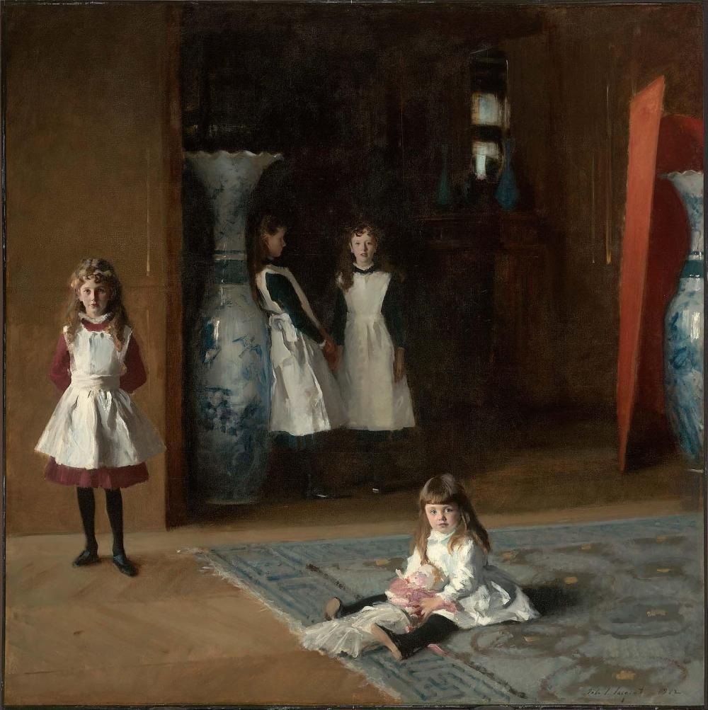 エドワードダーリーボイトの娘たち
